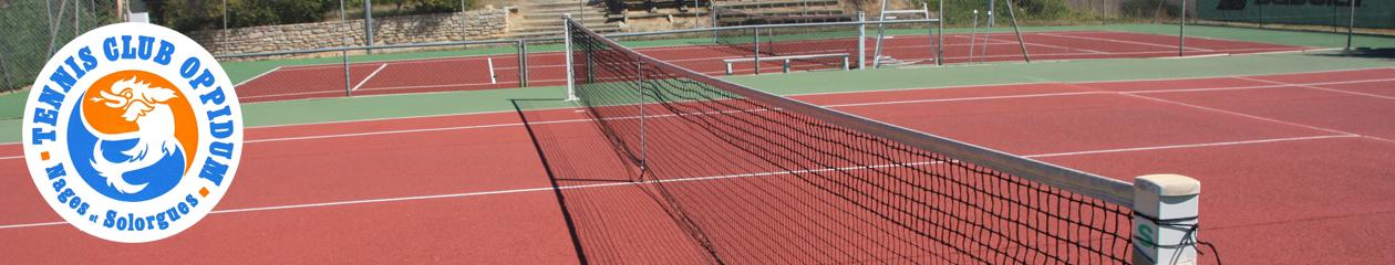 Tennis Club Oppidum – Nages et Solorgues